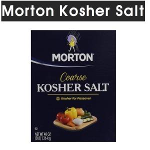 모톤 코셔 소금-1.36kg Morton Kosher Salt