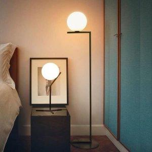 북유럽 거실 침대 크리에이티브 모던 심플 스탠드조명