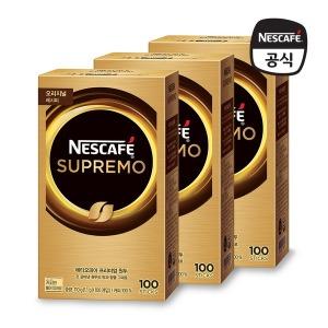 수프리모 아메리카노 300T/커피믹스