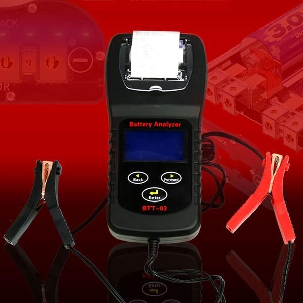 에코파워캡 에코파워팩 배터리 테스트 프린터기
