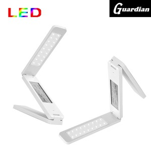iruhm 접이식 시력보호 LED스탠드 충전식 조명/독서등