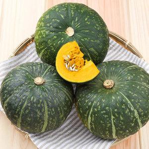 서천 아지헤이 단호박 4kg (3~4수) 2개구매시 10kg발송
