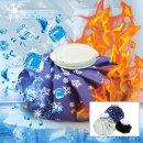얼음주머니 (9인치) 물주머니 찜질팩 쿨팩 아이스팩