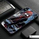 스파이더맨 아이폰 XS MAX XR X 8 7 휴대폰 케이스