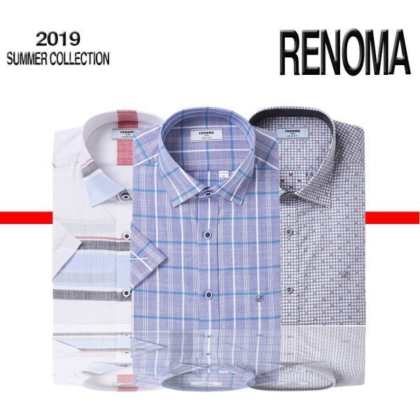 2019 레노마 SUMMER 반소매셔츠 남방 32가지