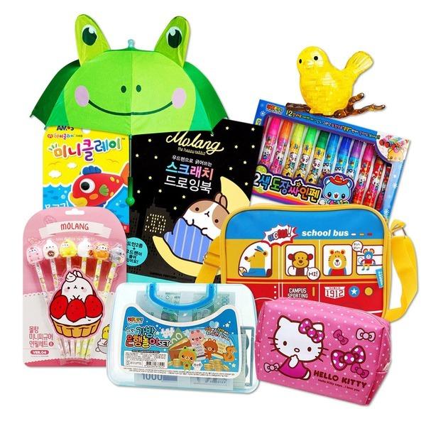 문구 장난감 창고정리 대방출 문구세트 단체선물