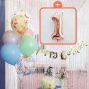 생일파티 4종세트(파스텔)+숫자풍선(로즈골드)_1