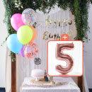 생일파티 4종세트(네온형광)+숫자풍선(로즈골드)_5