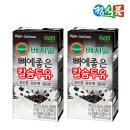 베지밀 뼈에좋은 칼슘 검은콩깨쌀 두유 190ml 16팩