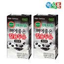 베지밀 뼈에좋은 칼슘 검은콩 두유 190ml 16팩