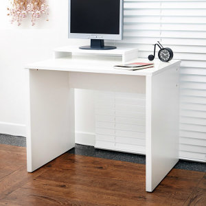 심플 1인용 학생 컴퓨터책상 무료배송 LPM상판 테이블