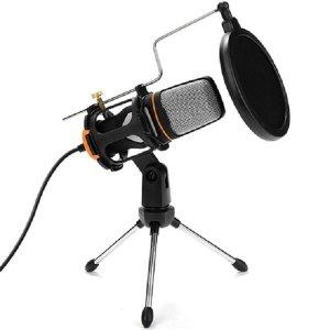 개인방송마이크 유튜버마이크 녹음용마이크 콘덴서