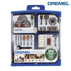 드레멜 부품 로터리툴용 160종 액세사리 키트 710RW2