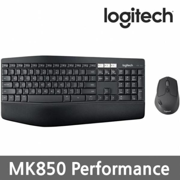 로지텍코리아 MK850 블루투스 멀티 무선 콤보