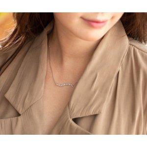 1위/결혼기념일선물/다이아몬드목걸이/여자명품목걸이