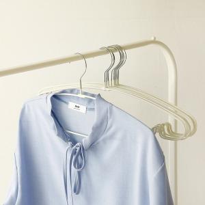 논슬립 철제 라운드옷걸이 60p /다용도걸이 옷장정리