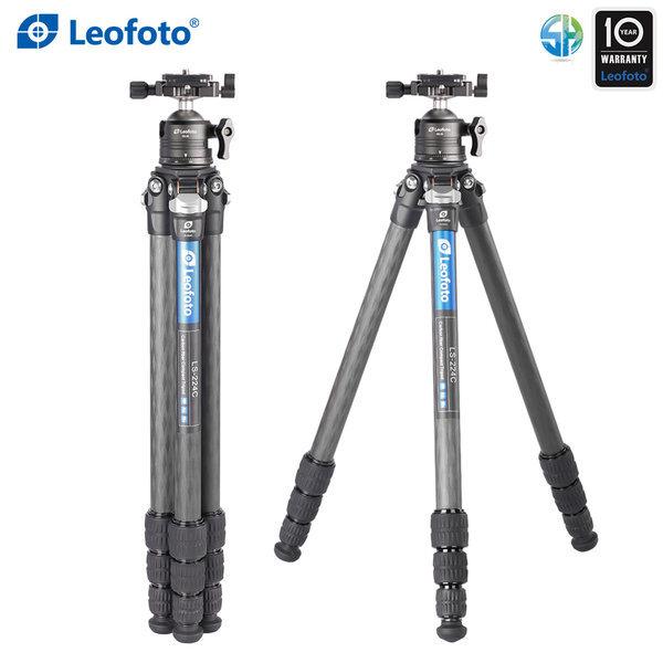 레오포토 LS-224C+EB-36 카메라삼각대 볼헤드 세트/S
