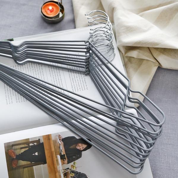 논슬립 성인철제옷걸이 40p /옷가게옷걸이 옷장정리