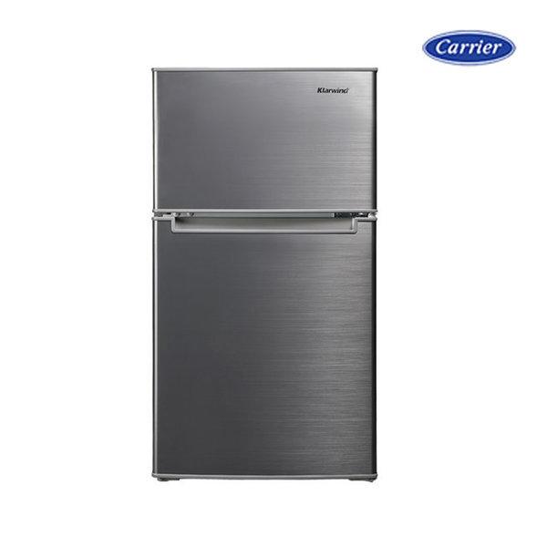 캐리어 냉장고 2도어 CRF-TD085MDA 소형냉장고 85L
