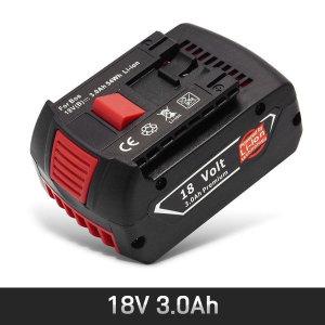 BOSCH 보쉬 호환 전동드릴 리튬 이온 배터리 18V3.0Ah