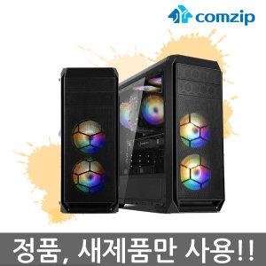 인텔 i7 8700/삼성8G/240G/RX470 4G/컴집조립컴퓨터PC