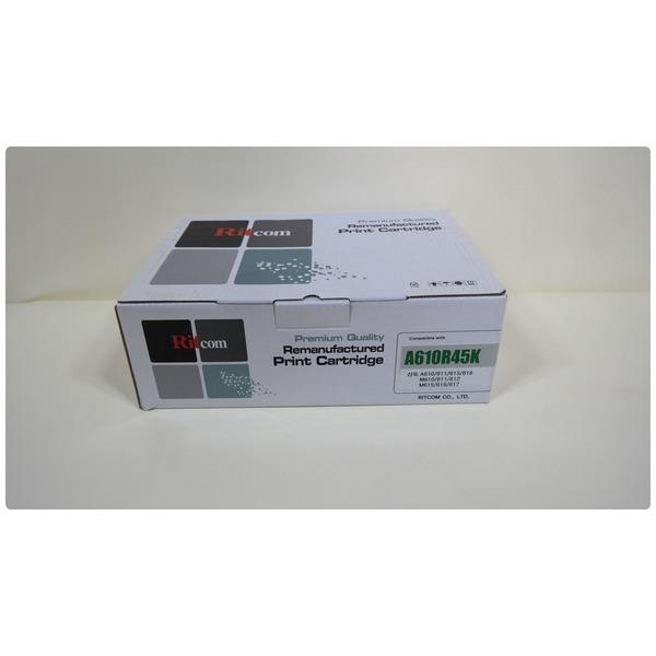 Ritcom A610R45K프린터토너 신도A610/611 M610/611 06