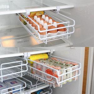 스마트 슬라이드 냉장고선반 대세트+대세트