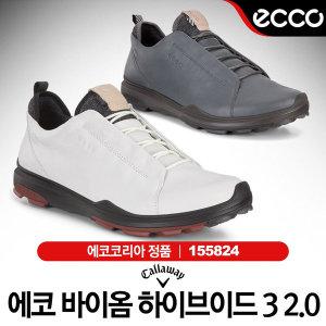 에코 바이옴 하이브리드3 2.0 남성 골프화  155824
