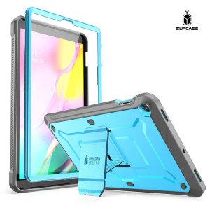 Supcase 갤럭시 탭S5e 태블릿 케이스 보호커버 블루