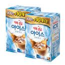 맥심 아이스 커피믹스 200T +20T