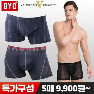 3매 9900원~/드로즈/팬티/남성/남자/사각/속옷/면