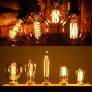 LED 에디슨전구 100가지 눈꽃전구 레일조명 볼전구