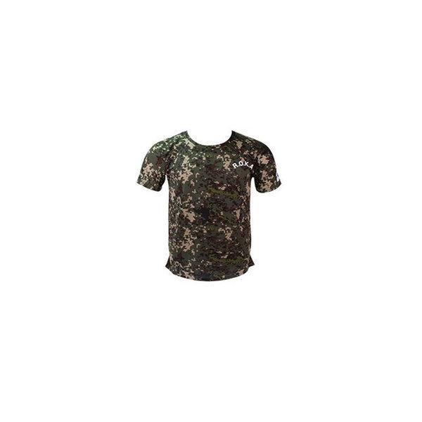 군인티셔츠/로카/ROKA/밀리터리/군용 반팔티(디지털)