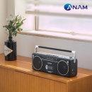 카세트플레이어 PA-730BTS 녹음 블루투스 라디오 USB