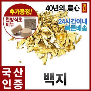 백지600g/구릿대뿌리/구릿대/백지차/국내산