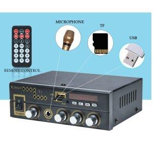 Kinter T1 마이크 증폭기 audio HiFi stereo