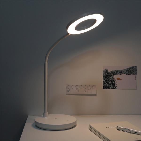 시력보호 LED스탠드 풀문 M 휴대형 무선