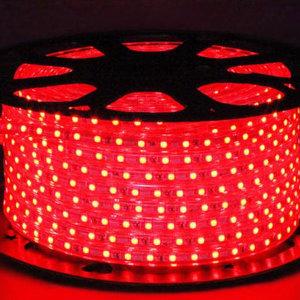 크리스마스 트리 전구 LED 원형 논네온 50M(빨강)