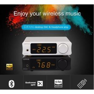 토핑 DX3 Pro DX3PRO HIFI DAC Bluetooth 5.0 증폭기