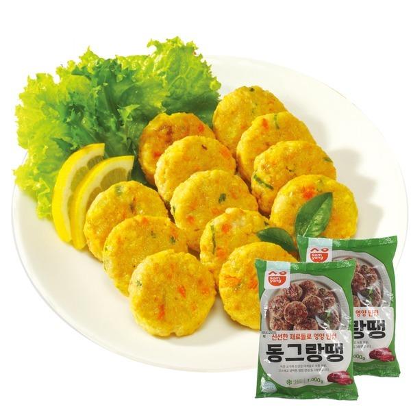 한입쏙 동그랑땡1kg+1kg 전/반찬/간식