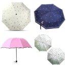 접이식 우산겸용양산 3단 우양산 예쁜디자인 자외선차