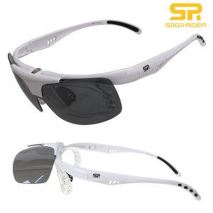 대만 SR 스포츠고글 (6567) 편광 선글라스 미러 낚시