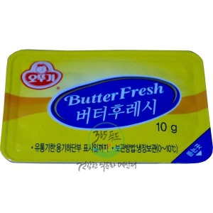 오뚜기 버터 후레쉬 (일회용) 96입