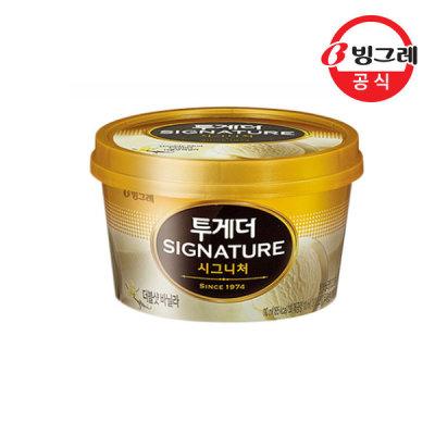 [빙그레] 빙그레 투게더 시그니처 더블샷바닐라 110mlx16개