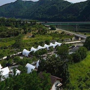 |최대10만원할인|럭셔리 글램핑W(경남 캠핑 글램핑/산청/경상권)