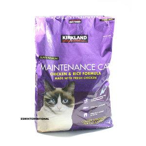 커클랜드 고양이사료 11.34kg 박스기본포장