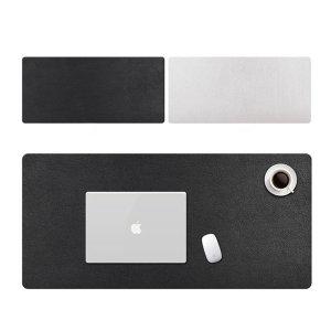노트북 마우스 책상 데스크 매트 장 패드 블랙 실버