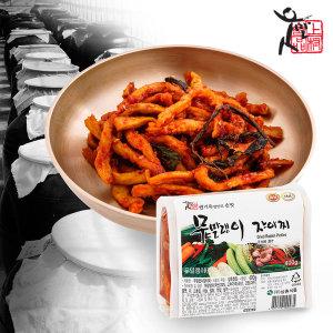 식품명인(제37호)이 만든 무말랭이장아찌400gx1팩