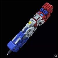 트랜스포머 옵티머스프라임 로봇 변신 볼펜 장난감