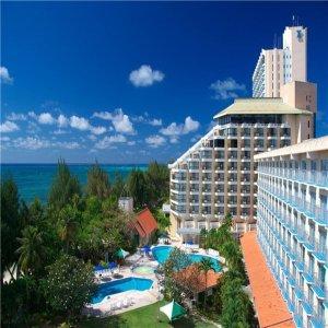 SAIPAN 시내위치 마이크로비치 에어텔 Grandvrio Resort 4/5일